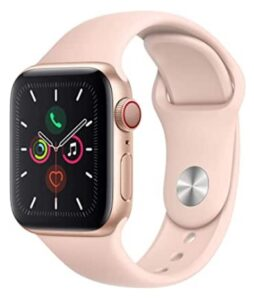 Mejores smartwatches para la mujer - Apple watch series 5 40mm