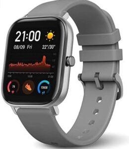 Amazfit gts vs Xiaomi mi watch
