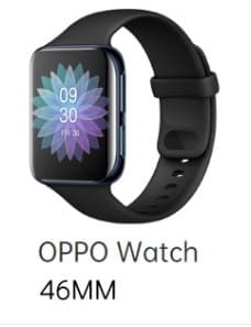 Oppo watch 46mm