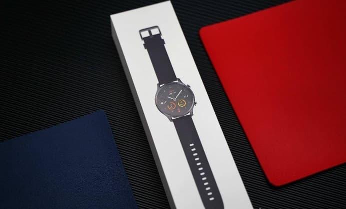 Xiaomi mi watch color in box