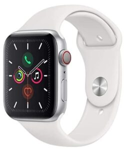 apple watch series 5 aluminio gps + celular