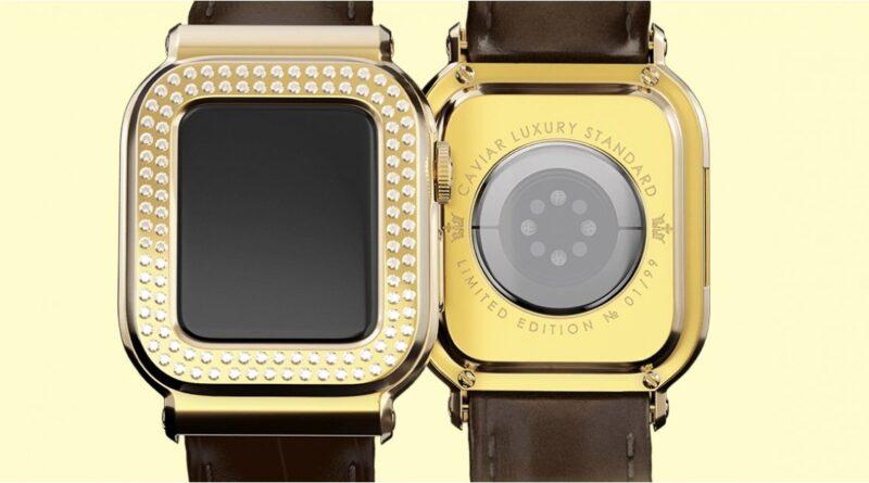 Apple watch de 45000 dólares