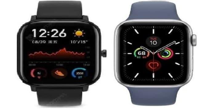 Amazfit gts vs apple watch series 5