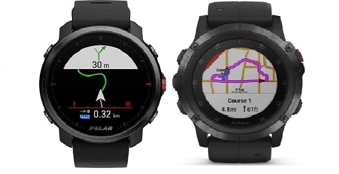 Polar Grit X Vs Garmin Fenix 6