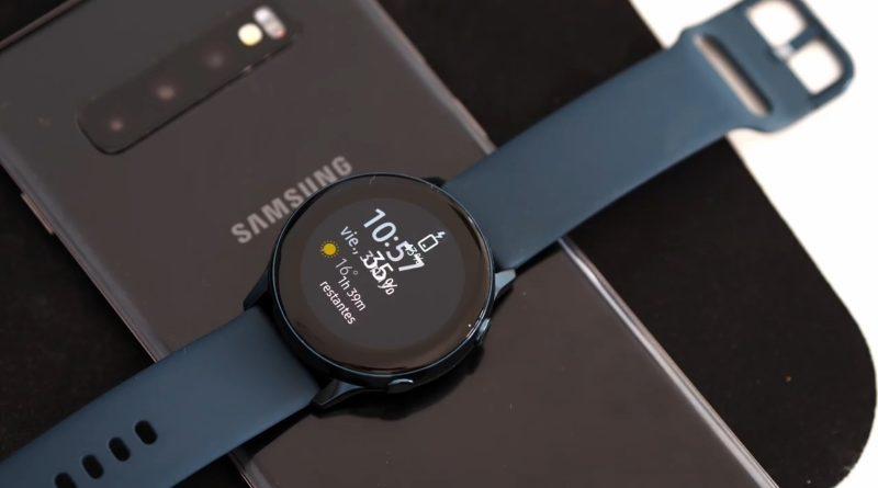 Smartwatch de Samsung