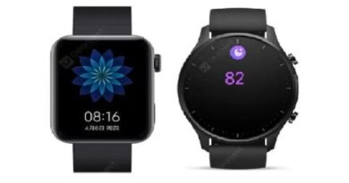 Xiaomi mi watch vs mi watch color