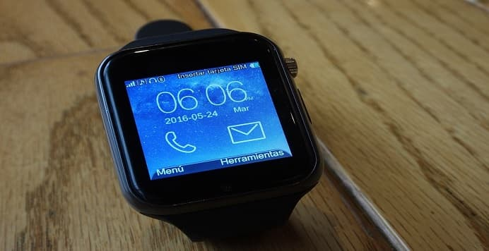 relojes con internet