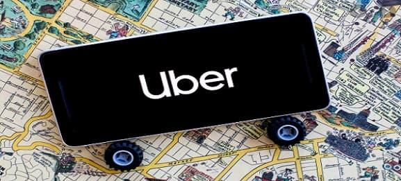mejores aplicaciones galaxy watch - uber